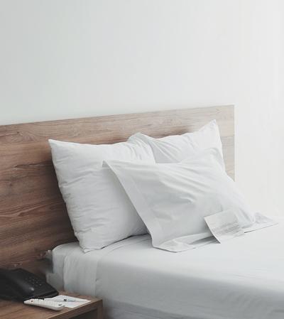 lit et literie hôtel